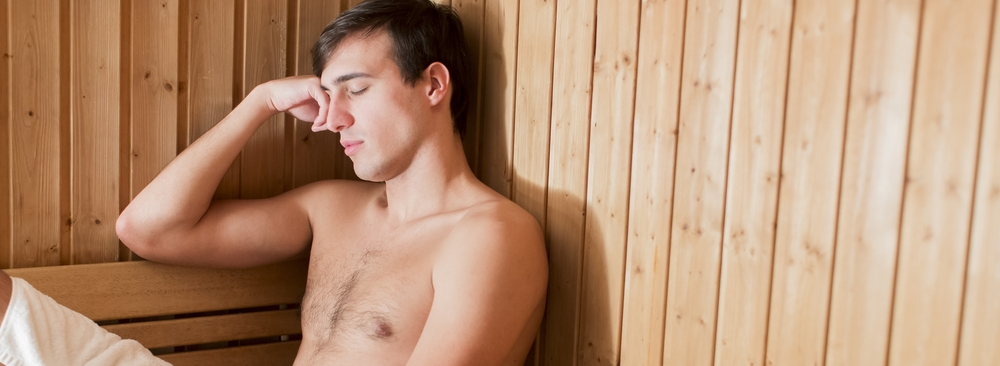 Frequent Sauna Habits Protect Men From Cardiac Death